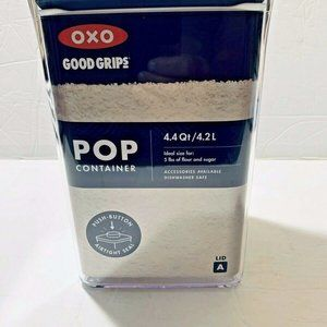 OXO Good Grips Storage container  4.4 qt. NEW